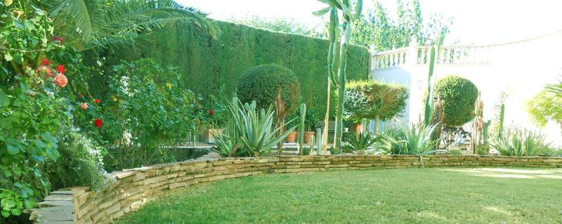 Jardineria toni villena en l eliana valencia jardineros - Empresas jardineria valencia ...